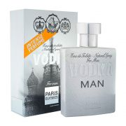 Perfume Vodka Man Masculino Eau de Toilette 100ml - Paris Elysees