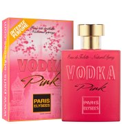 Perfume Vodka Pink Feminino Eau de Toilette 100ml - Paris Elysees