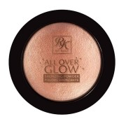 Pó Bronzeador Allover Glow Cor Light Glow 11,6g - RK By Kiss