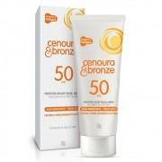 Protetor Solar Facial Diário FPS 50- 50g-Cenoura & Bronze