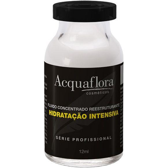 Ampola de Tratamento Hidratação Intensiva 12ml-Acquaflora