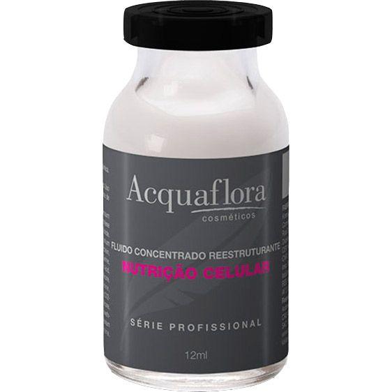 Ampola de Tratamento Nutrição Celular 12ml-Acquaflora