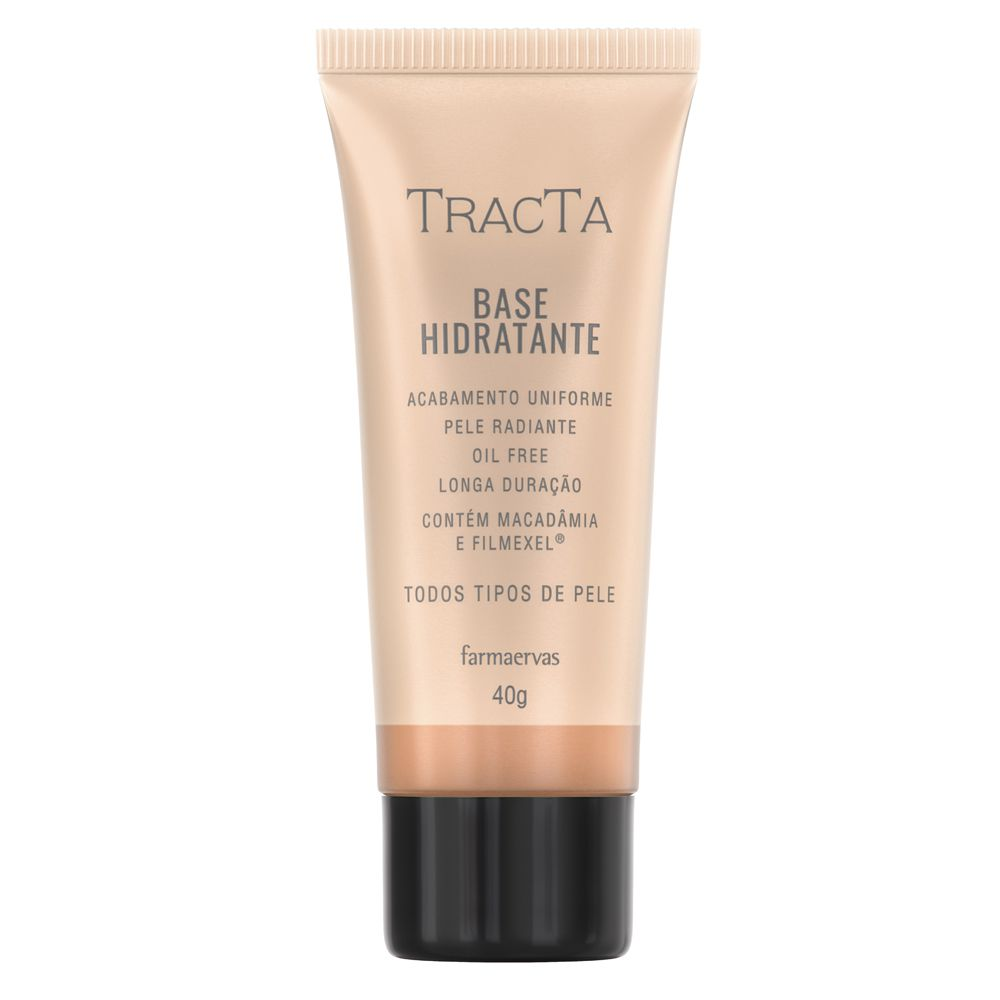 Base Hidratante 03- 40g - Tracta