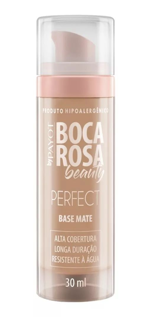Base Mate HD cor 1 Maria - 30ml - Boca Rosa Beauty