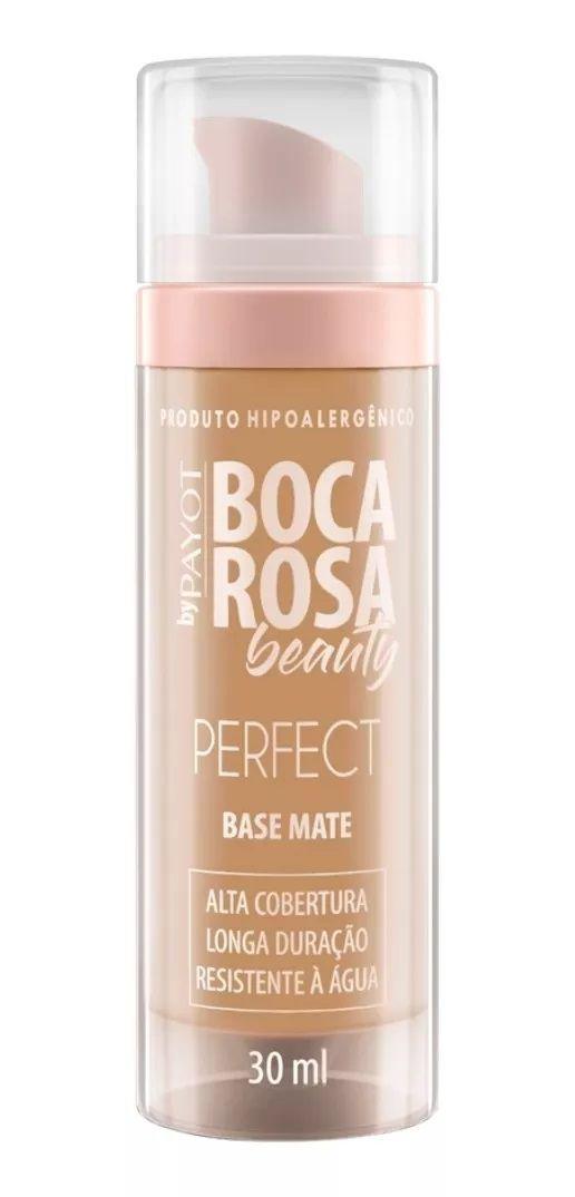 Base Mate HD cor  2 Ana - 30ml - Boca Rosa Beauty