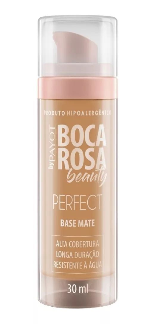 Base Mate HD cor 4 Antonia - 30ml - Boca Rosa Beauty