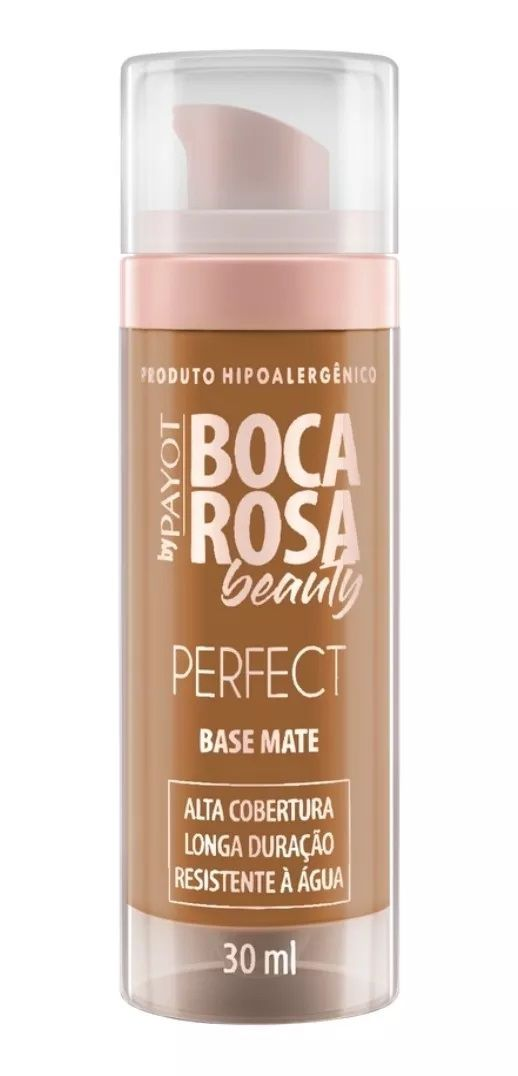 Base Mate HD cor 6 Juliana - 30ml - Boca Rosa Beauty