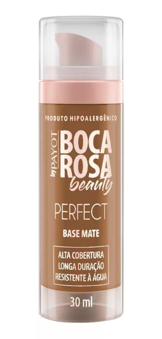 Base Mate HD cor 7 Marcia - 30ml - Boca Rosa Beauty