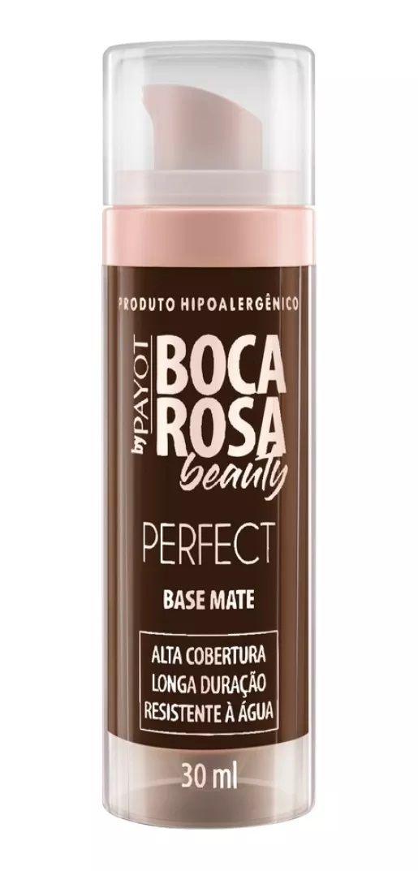 Base Mate HD cor 9 Aline - 30ml - Boca Rosa Beauty