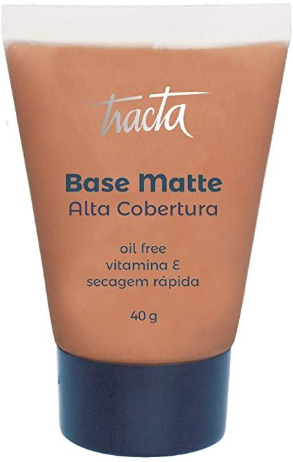 Base Matte Alta Cobertura 06 40g -Tracta