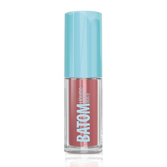 Batom Liquido Mate Cor Quarta - 4g -  Boca Rosa Beauty