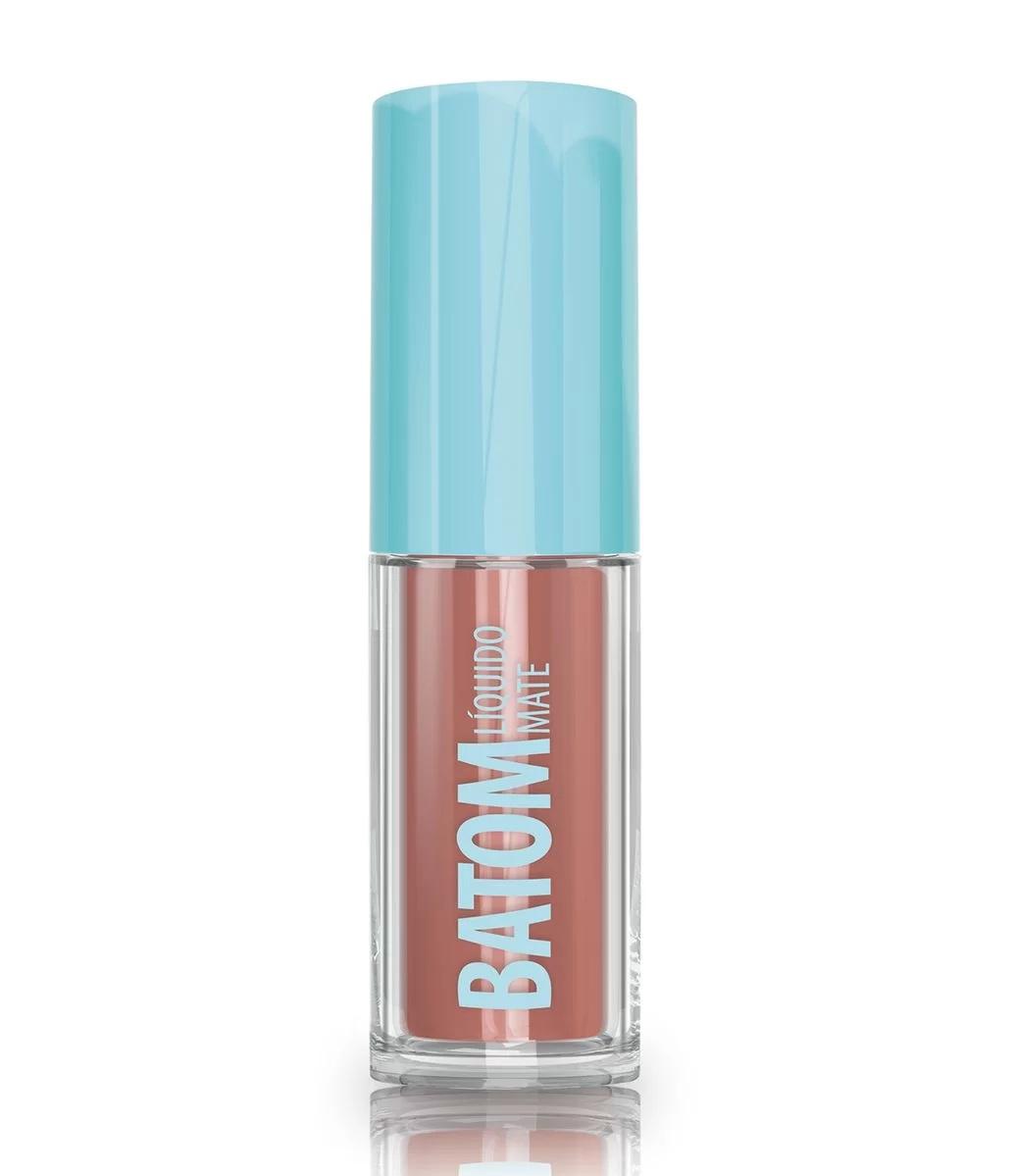 Batom Liquido Mate Cor Segunda - 4g -  Boca Rosa Beauty