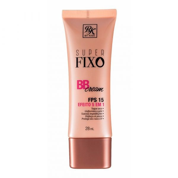 BB Cream Cor Clara 28ml - RK By Kiss