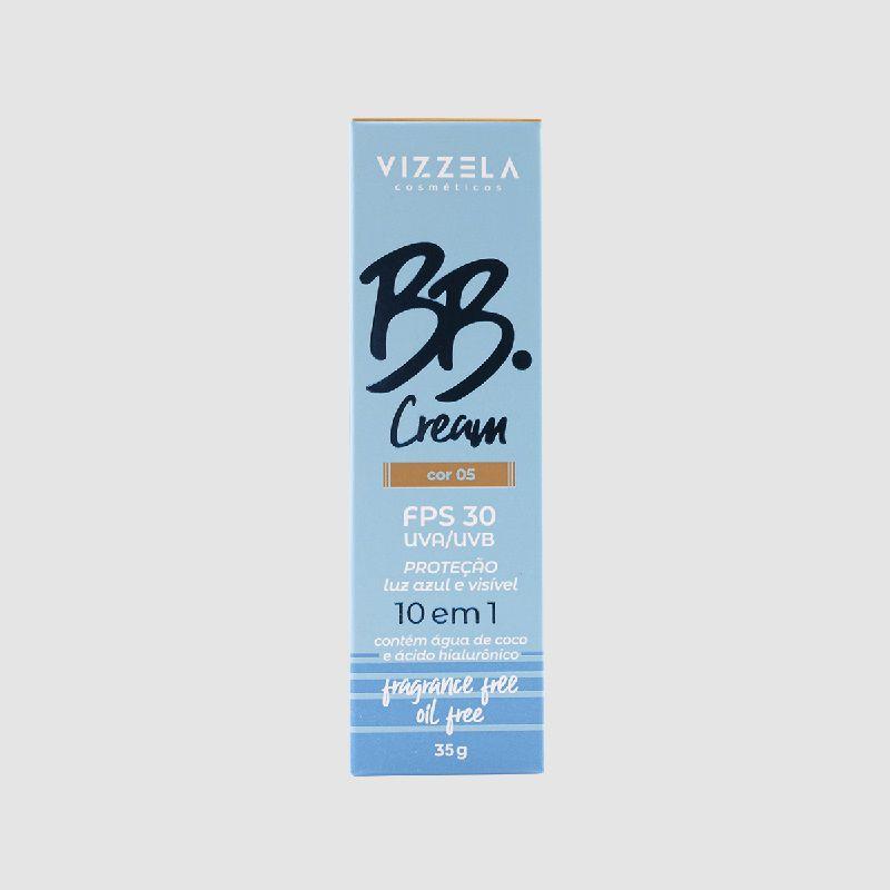 BB Cream fps 30 - Cor: 05 -35g - Vizzela