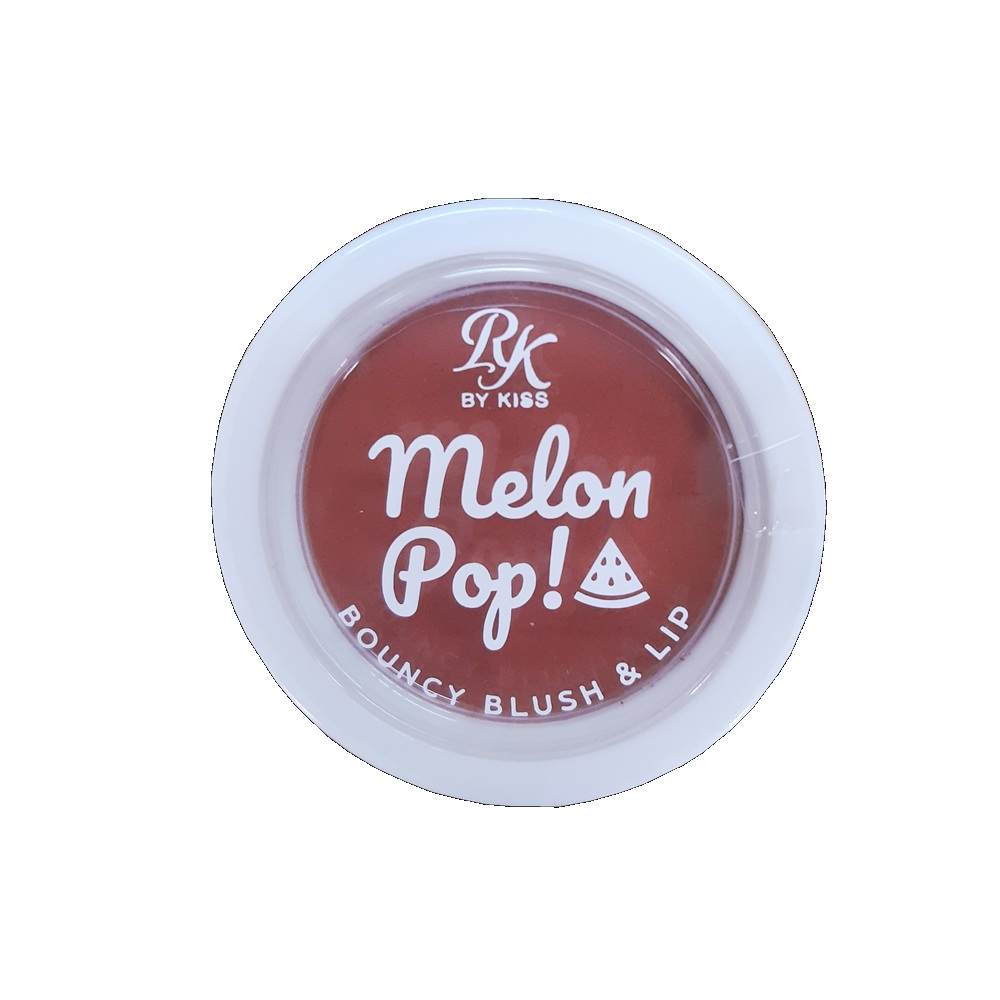 Bouncy Blush & Lip Melon Pop Summer Pop - RK By Kiss