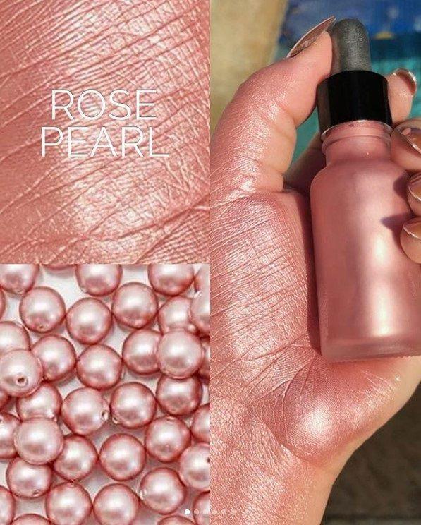 BT Glow Iluminador em Gotas Rose Pearl 17ml By Linha Bruna Tavares