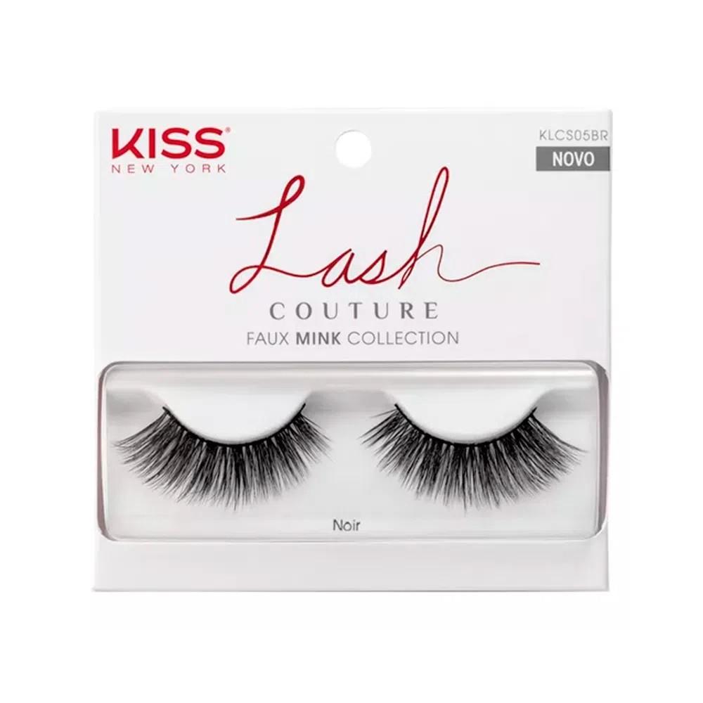 Cílios Postiços Lash Couture Noir KLCS05BR by Kiss New York