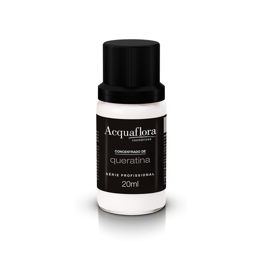 Concentrado de Queratina 20ml-Acquaflora