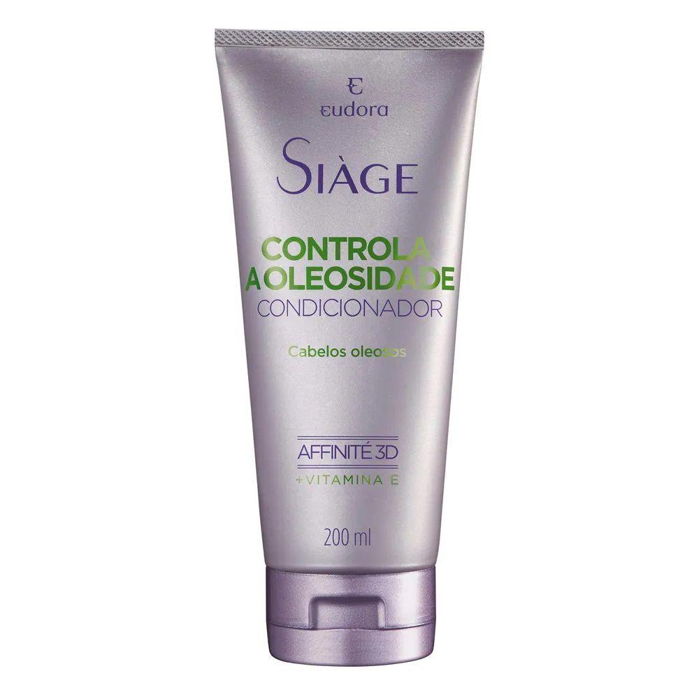 Condicionador Controla a Oleosidade - 200ml - Siage