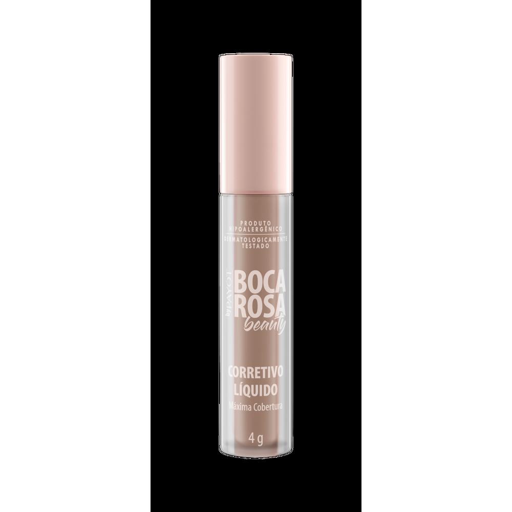 Corretivo Liquido HD  cor: 2 Peonia - 4g - Boca Rosa Beauty