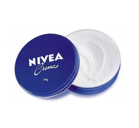 Creme Facial Hidratante Lata 29ml-Nivea