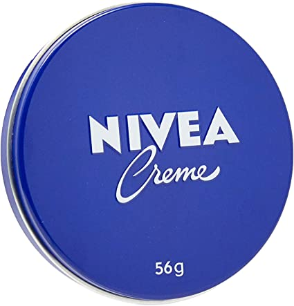 Creme Facial Hidratante Lata 56g-Nivea