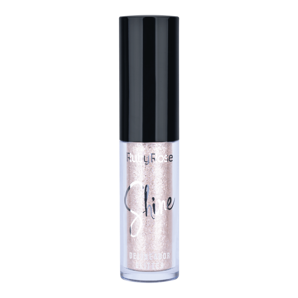 Delineador Glitter Shine 1 - Ruby Rose