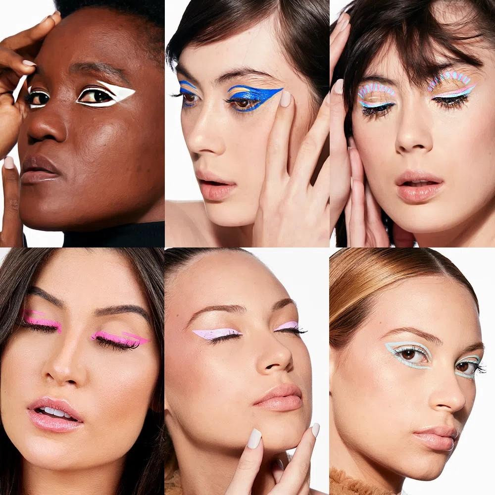 Delineador Líquido Glam Line Love 2,5ml - Boca Rosa Beauty