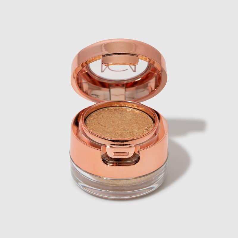 Double Eyeshadow Mariana Saad Sombra Godness Champagne 4g - Oceane