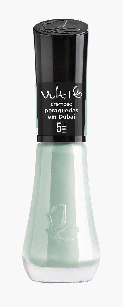 Esmalte 5 Free Coleção Sem Limites pra Sonhar Paraquedas em Dubai - 8ml - Vult