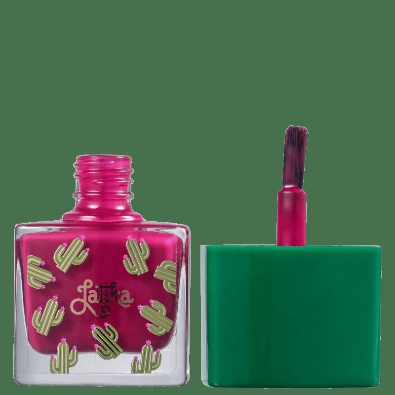 Esmalte Coleção Cactus Cor Flower - 9ml - Latika