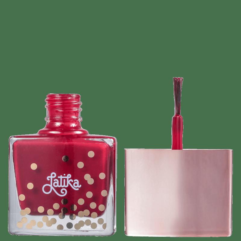 Esmalte Coleção Confetti Cor Mûre - 9ml - Latika