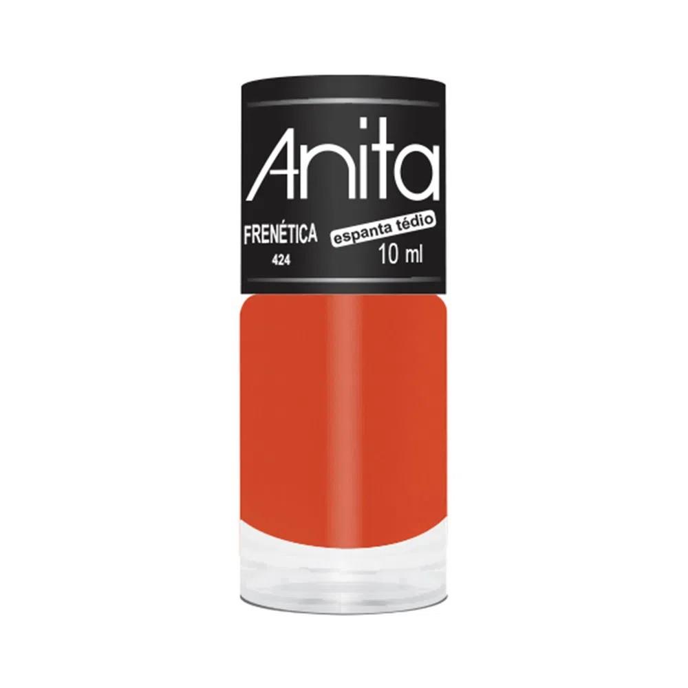 Esmalte Coleção Espanta Tédio Cor Frenética 10ml - Anita