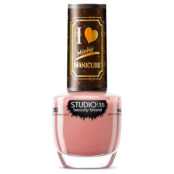 Esmalte Coleção I Love Minha Manicure Adriana Talentosa 9ml-Studio 35