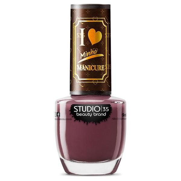 Esmalte Coleção I Love Minha Manicure Fernanda Batalhadora 9ml-Studio 35