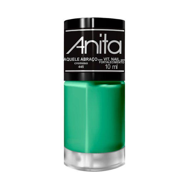 Esmalte Coleção Meu País Tropical - Aquele Abraço - 10ml - Anita