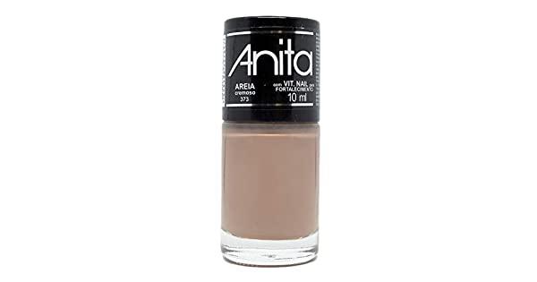 Esmalte Cremoso Areia 10ml - Anita