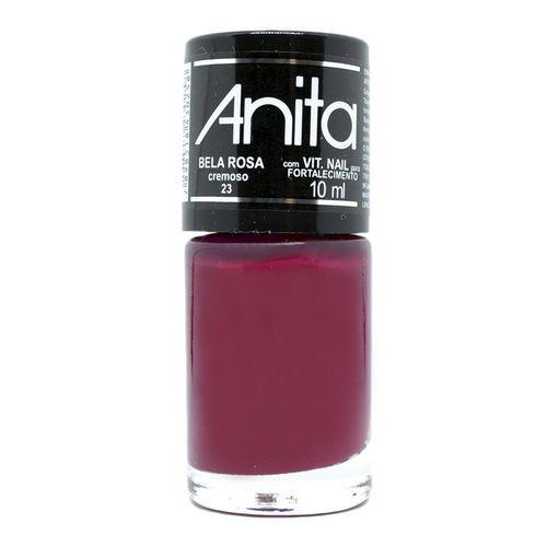 Esmalte Cremoso Bela Rosa 10ml - Anita