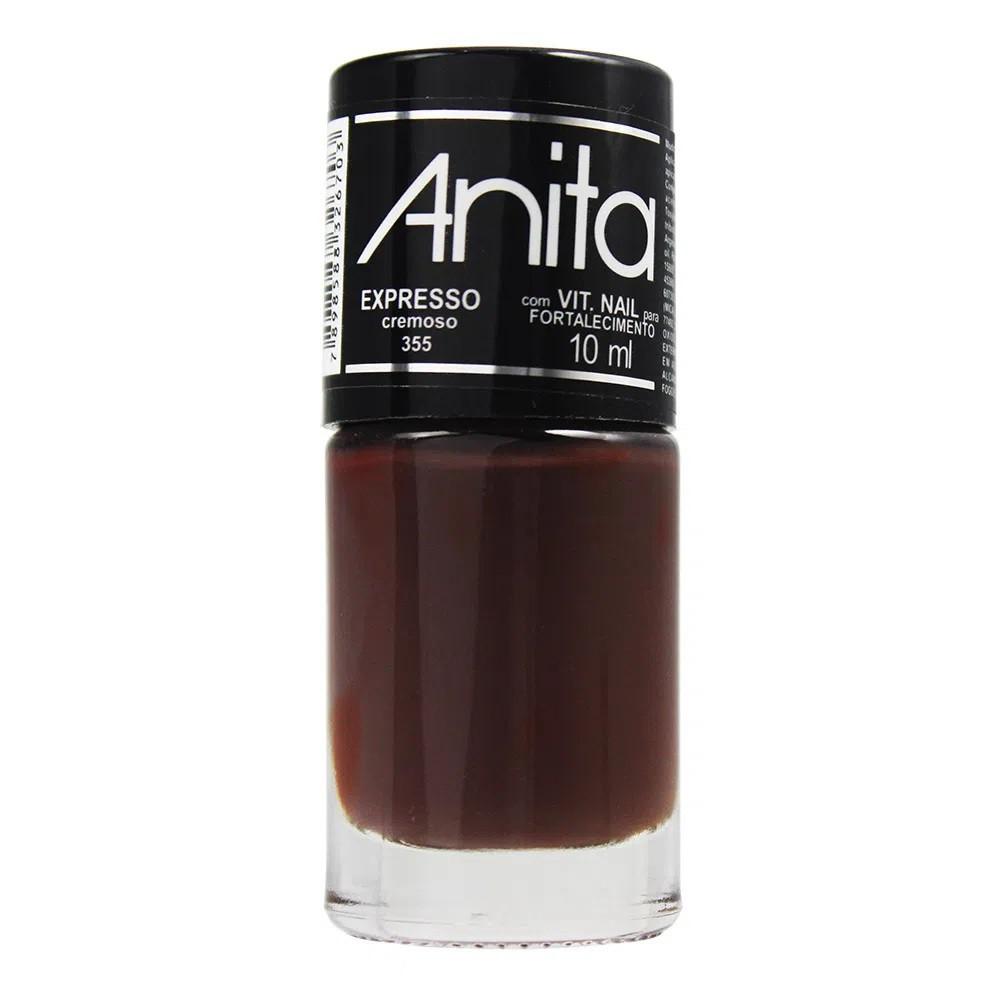 Esmalte Cremoso Coleção Buon Giorno Expresso 10ml - Anita
