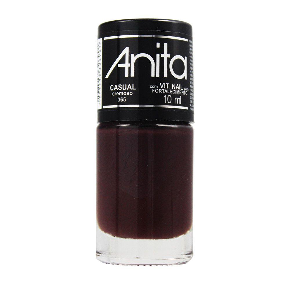 Esmalte Cremoso Coleção Estilos Casual 10ml - Anita