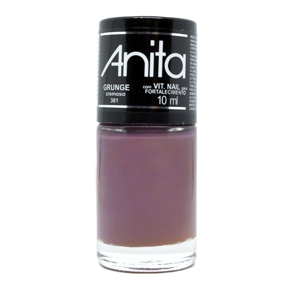 Esmalte Cremoso Grunge 10ml - Anita