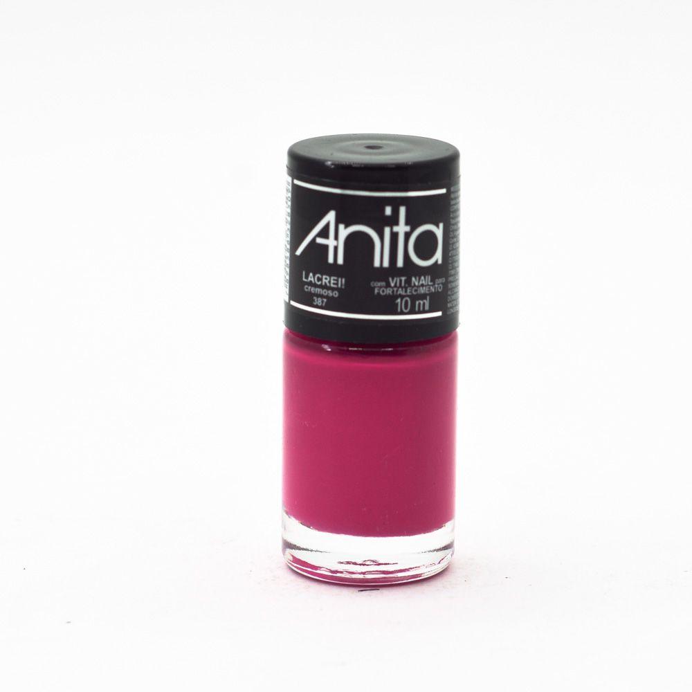 Esmalte Cremoso #Lacrei 10ml - Anita