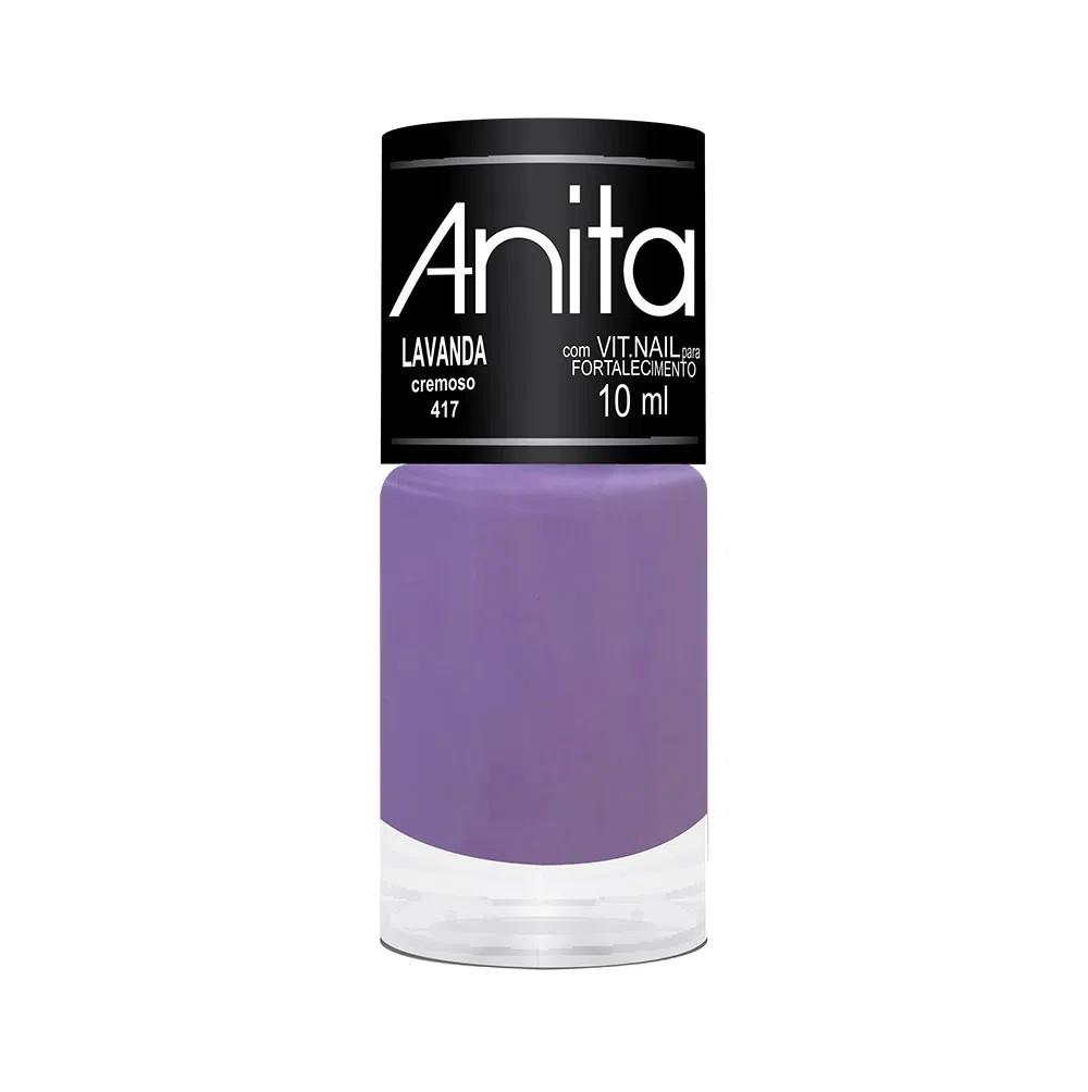 Esmalte Cremoso Lavanda 10ml - Anita