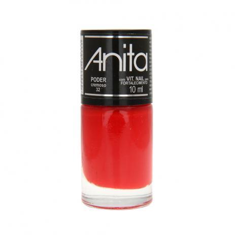 Esmalte Cremoso Poder 10ml - Anita