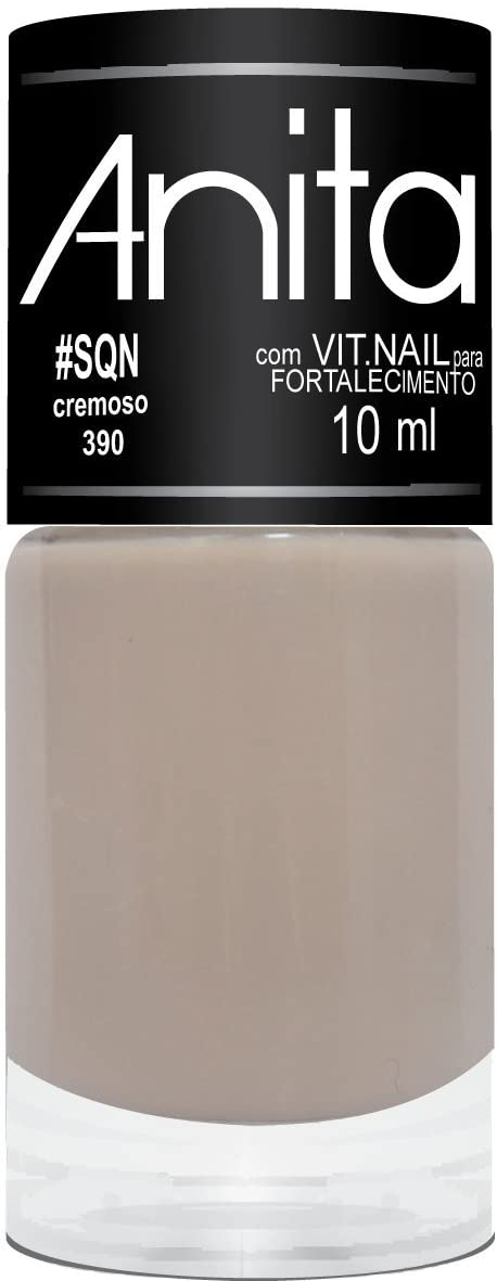 Esmalte Cremoso #SQN 10ml - Anita