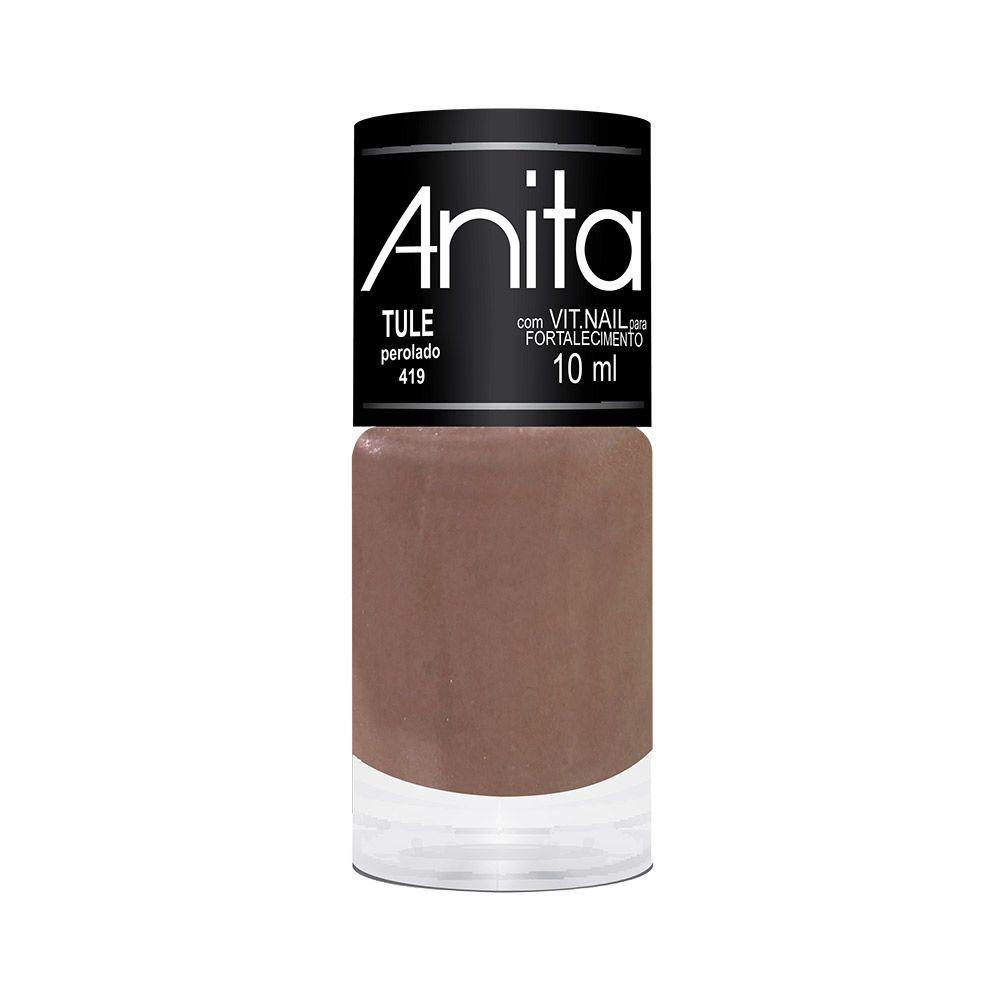 Esmalte Cremoso Tule 10ml - Anita