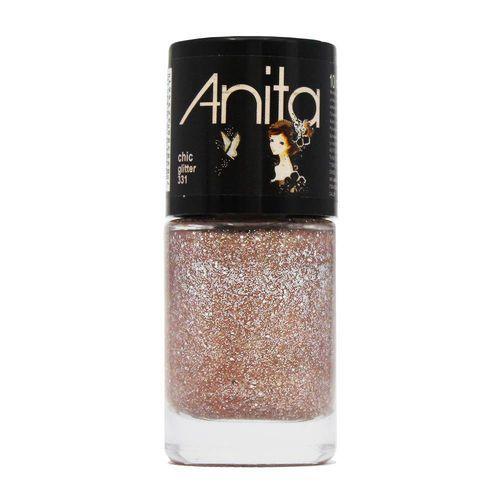 Esmalte Glitter Chic 10ml - Anita
