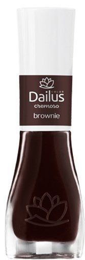 Esmaltes Cremoso Brownie 8ml - Dailus