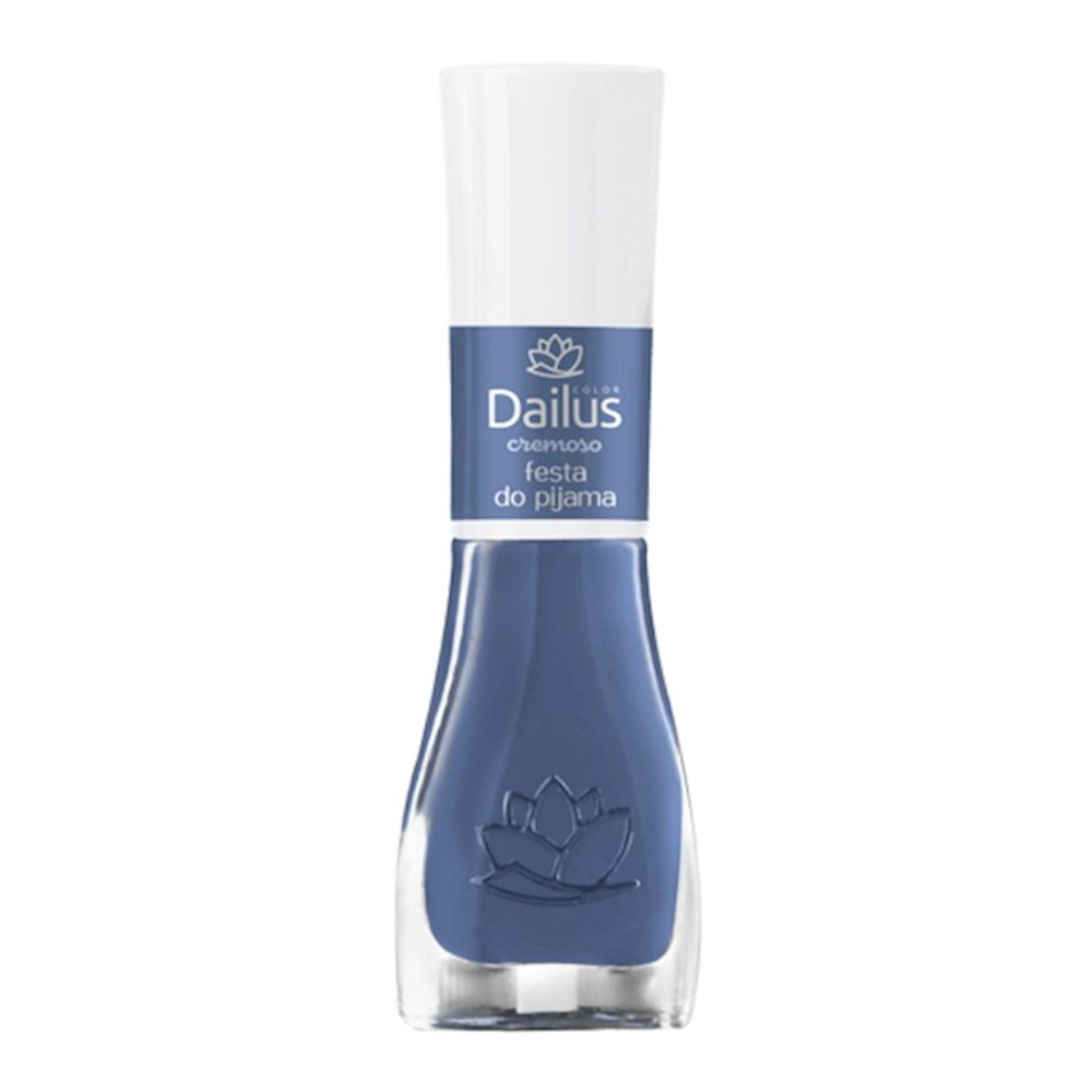 Esmaltes Cremoso Festa do Pijama 8ml - Dailus