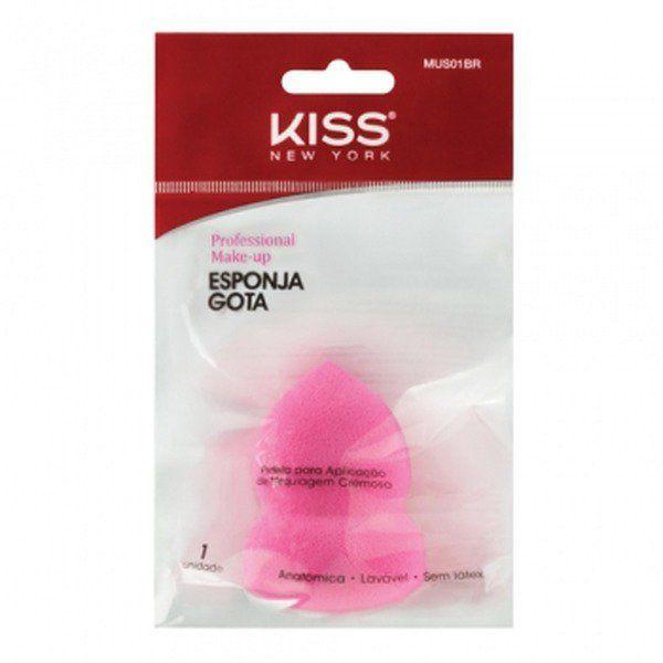 Esponja De Maquiagem Gota - RK By Kiss